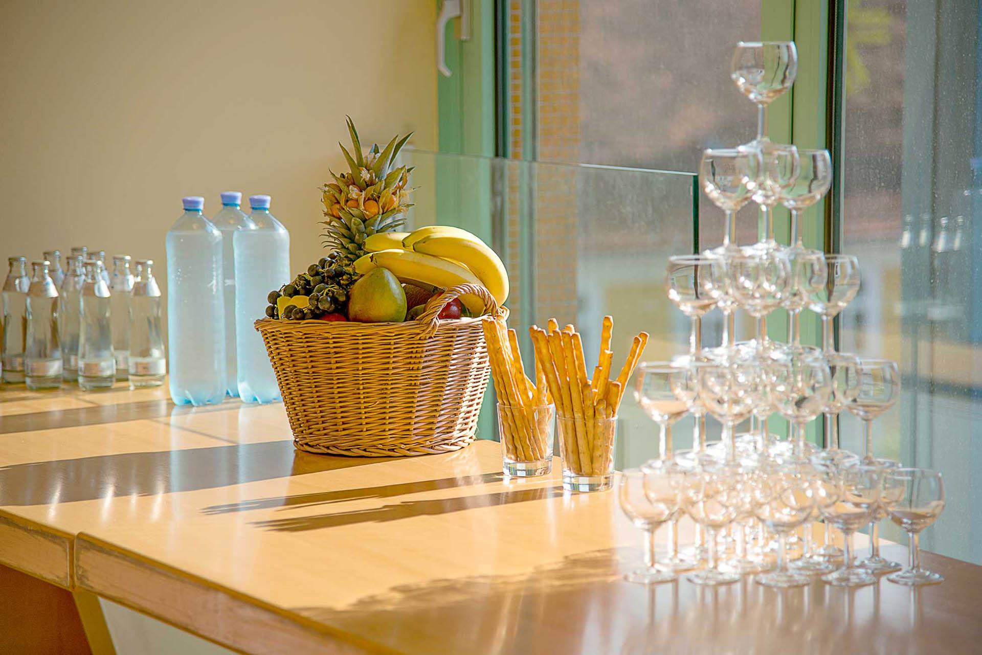 Catering Seminarraum Graz